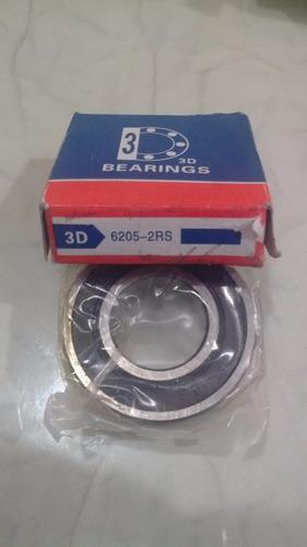 rolinera bearings original 3d 6205