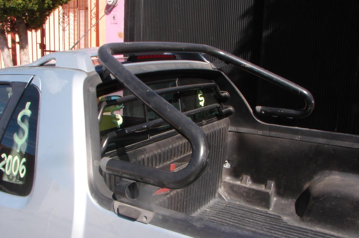 Roll Bar Burrera Y Estribos Para Chevrolet Tornado D Nq Np Mlm F