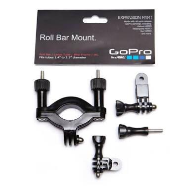 roll bar mount para go pro nuevo sellado