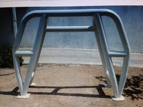 roll bar tubos anti vuelco chevrolet silverado cheyene
