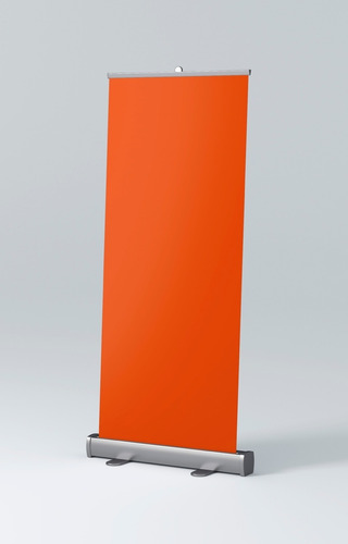 roll-up 80 x 210 cm entrega inmediata tela y funda incluídas