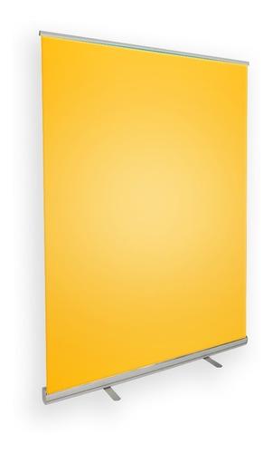 roll up banner display 120x200 cm de aluminio