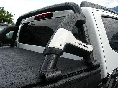 Rollbar Roll Bar Keko Ranger Hilux L200 Amarok Np300