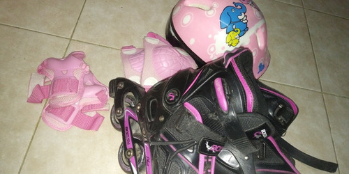 roller boissy para nena impecables.