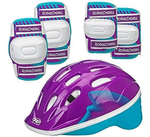 roller derby carver girls inlineprotective skate pack medium