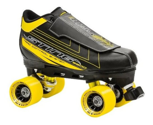 roller derby sting 5500 quad patines para hombre