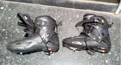 roller patines powerslide  imperial (solo bota)