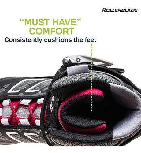 rollerblade macroblade 90 alu women.s adult fitness patin en