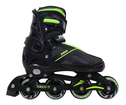 rollers joma patines extensibles abec7 base aluminio ruedas