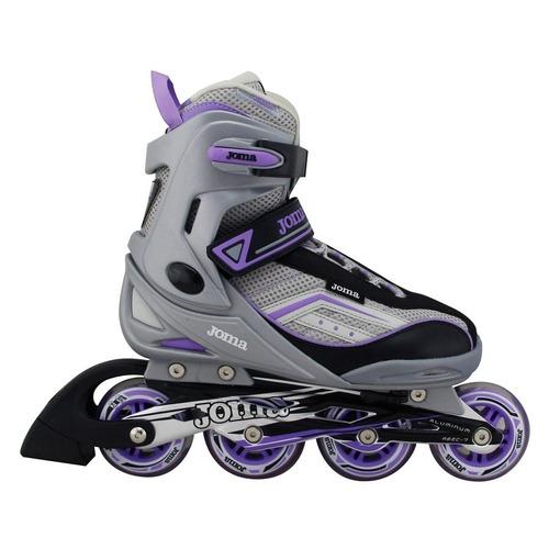 rollers joma patines extensibles jaen abec7 aluminio ruedas