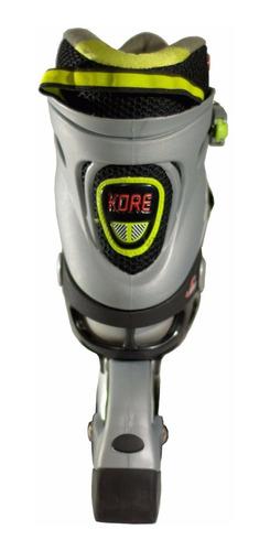 rollers kore profesional bota anatom alumin abec7 80/90mm p1