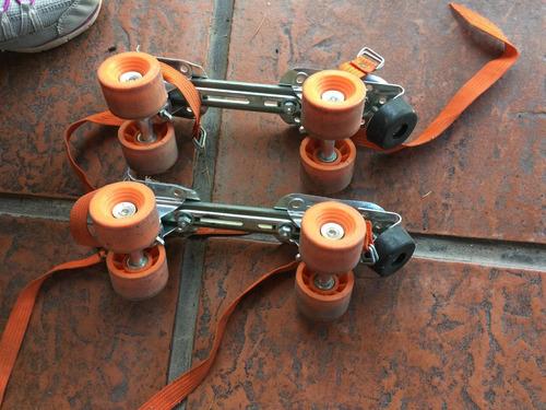 rollers patines excelente estado
