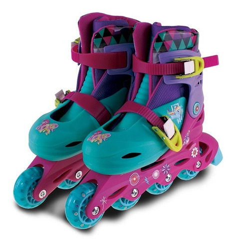 rollers patines my little pony talle small licencia oficial