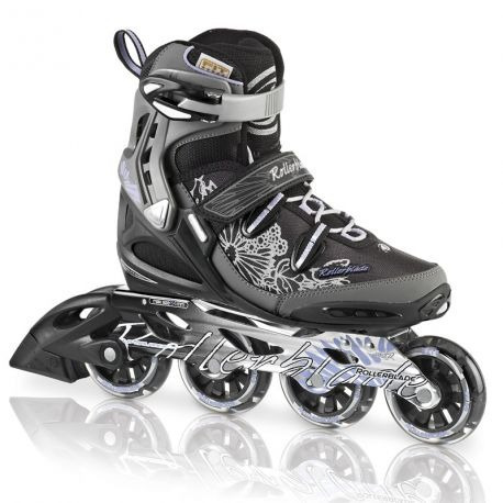 rollers patines rollerblade spark 80 aluminio sg7