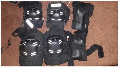 rollers powerslide con protecciones