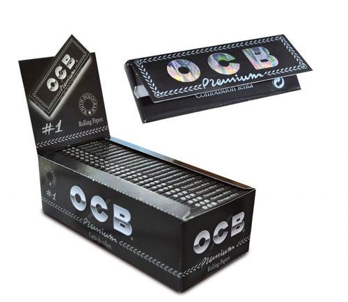 rolling paper ocb premium 1 1/4 ( papel de liar )