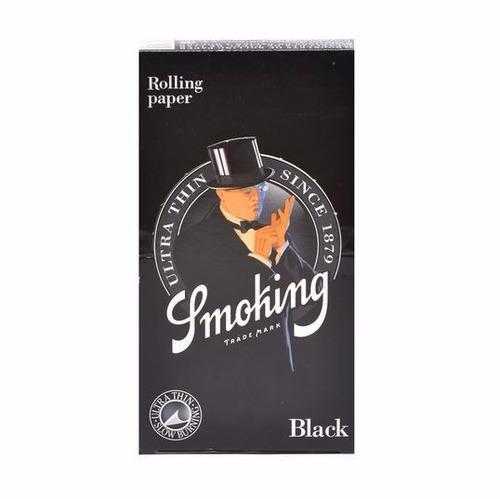 rolling paper smoking black ocb y otros