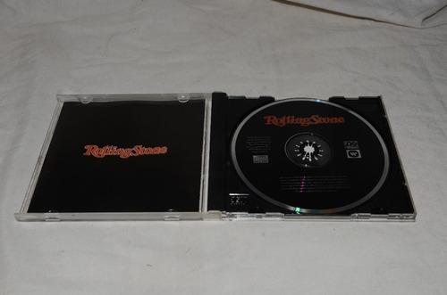 rolling stone 1er  aniversario cd original perfecto