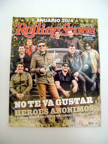Rolling Stone 201 Anuario 2014 Ntvg Stephen King Boedo