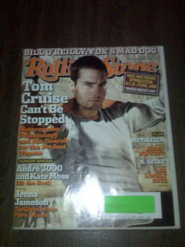 rolling stone 956 (tom cruise) septiembre 2, 2004 maa