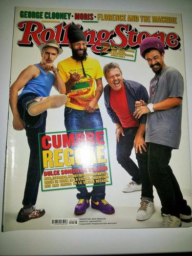rolling stone nº 166 cumbre reggae