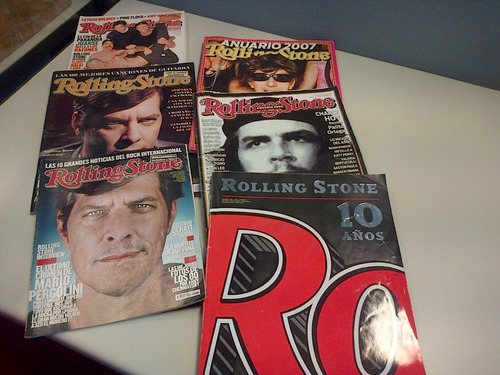 rolling stone revistas