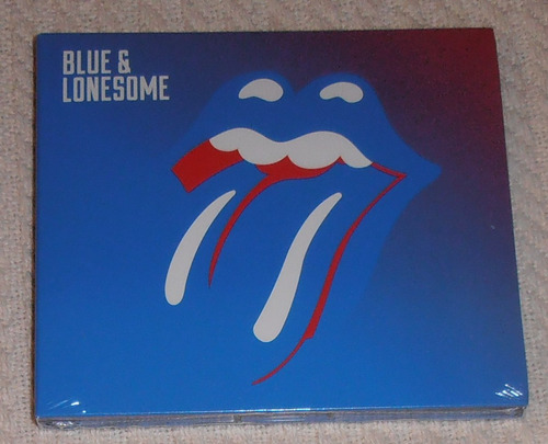 rolling stones - blue & lonesome ( c d ed. u s a nuevo)