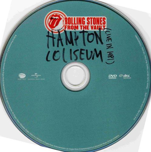 rolling stones- hampton coliseum live in 1981