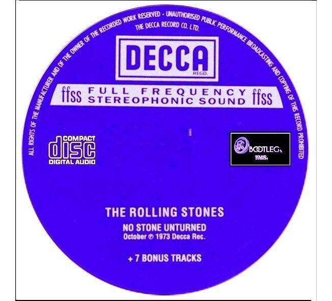 Rolling Stones - No Stone Unturned ( Envio Grátis )