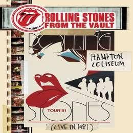 rolling stones the hampton coliseum live in 1981 dvd nuevo