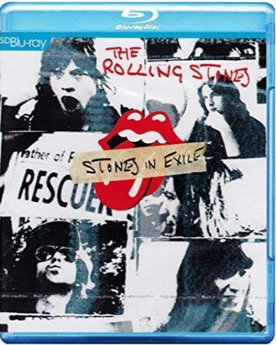 rolling stones the stones in exile bluray nuevo
