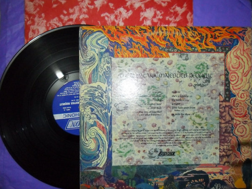 rolling stones-their satanic majesties request 3d cover lp