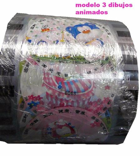 rollo 3000 tapas plásticas selladora vasos frappe industria2