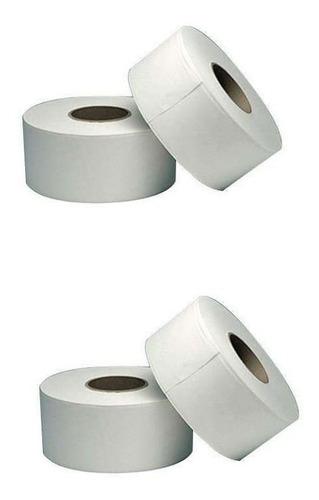 rollo 9 pulgadas papel industrial 4 rollos