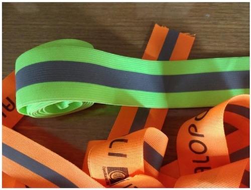 rollo cinta fluo -reflectiva combinada 50mm x100m palopoli