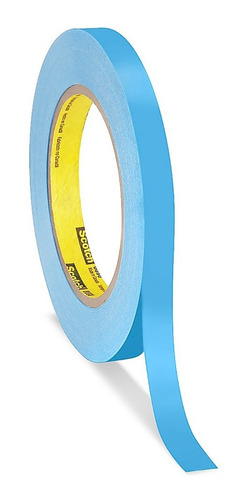 rollo cinta para tubelizar scotch 3m 21, 24 o 26mm x 100mts