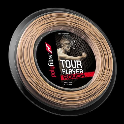 rollo cuerda tenis polyfibre tour player rough