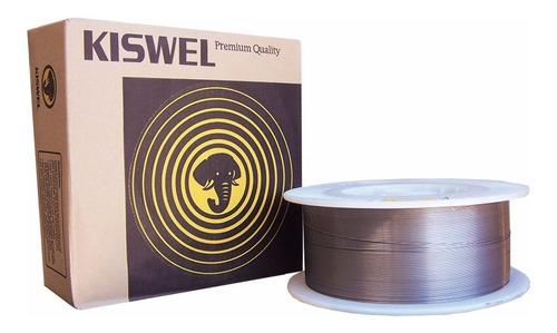 rollo de alambre acero inoxidable para soldar 1,2 mm x 15kg