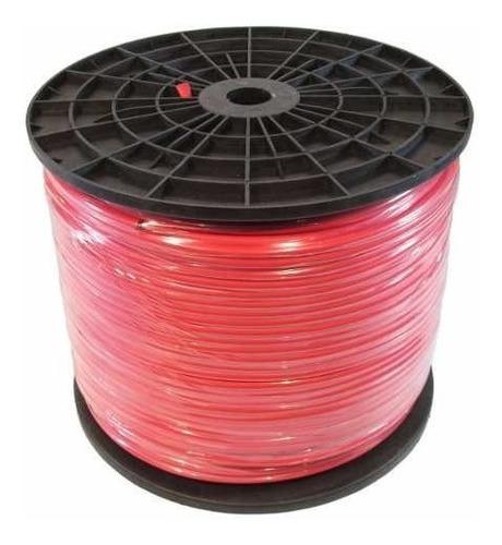 rollo de cable para microfono bk 305mts color rojo en 220$