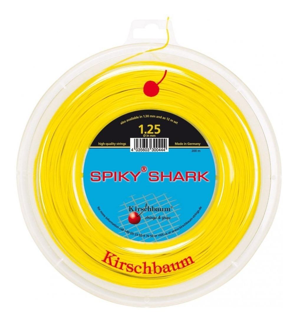 Kirschbaum Competition Bobina cordaje de tenis amarillo
