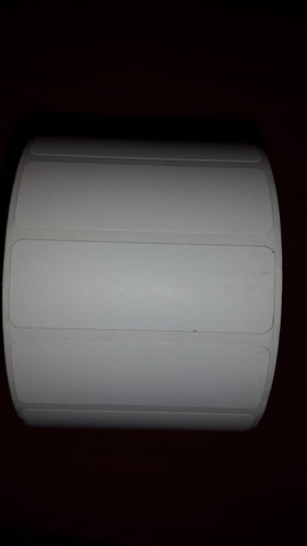 rollo de etiqueta termica 57 x 40 para balanza.