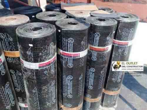 rollo de impermeabilizante 3.50mm, 4.00mm y 4.50mm
