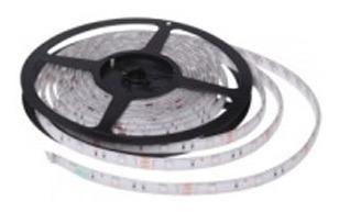 rollo de led 8w 5 mts - luz cálida
