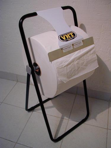 rollo de papel industrial estopapel para taller 500mtsx30cm
