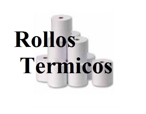 410dbf2ce5cd0 Rollo De Papel Térmico Para Impresoras De 80mm X 50m -   42