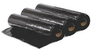 rollo de plastico negro o polietileno negro