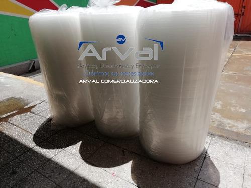 rollo de poliburbuja con 150 mts de producto (3/16)