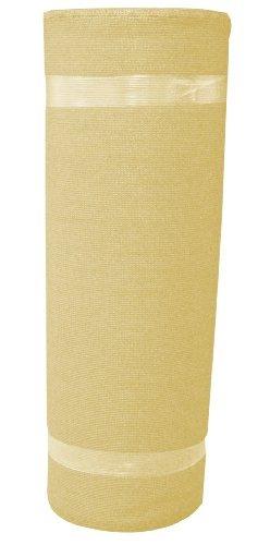 rollo de tela coolaroo extra pesado con sombra, 12 'x 50',