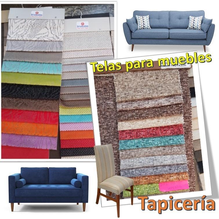Rollo de tela por mayor para tapizar muebles s 13 00 en - Telas para forrar muebles ...