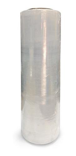 rollo film strech para embalar 50 cm transparente